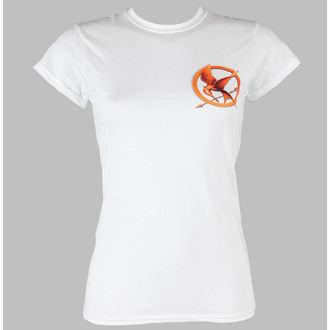 t-shirt de film pour femmes Hunger Games - Mocking Jay Pin - LIVE NATION, LIVE NATION