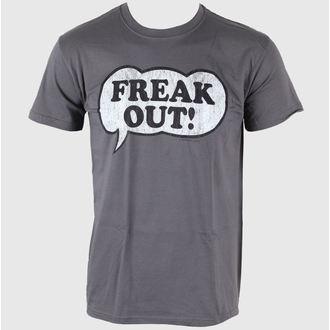 tee-shirt métal pour hommes Frank Zappa - Freak Out (Logo) - PLASTIC HEAD, PLASTIC HEAD, Frank Zappa