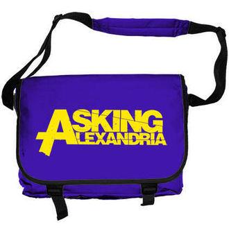 sac Asking Alexandria - Logo - PLASTIC HEAD, PLASTIC HEAD, Asking Alexandria