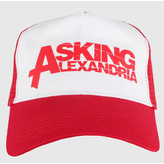 Casquette ASKING ALEXANDRA - Logo - PLASTIC HEAD, PLASTIC HEAD, Asking Alexandria