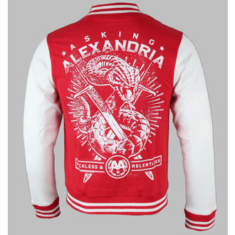 sweat-shirt sans capuche pour hommes Asking Alexandria - Snake - PLASTIC HEAD, PLASTIC HEAD, Asking Alexandria