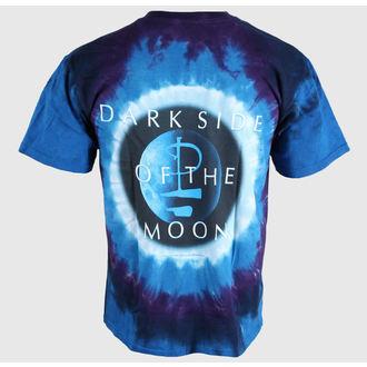 tee-shirt métal pour hommes Pink Floyd - Dark Side Galaxy - LIQUID BLUE, LIQUID BLUE, Pink Floyd