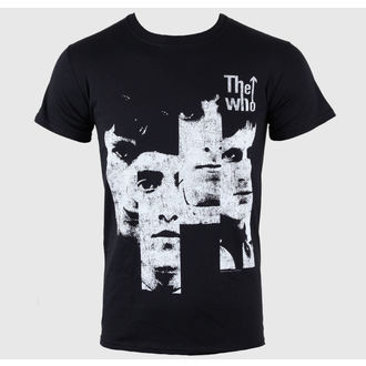 tee-shirt métal pour hommes Who - Sections - PLASTIC HEAD, PLASTIC HEAD, Who