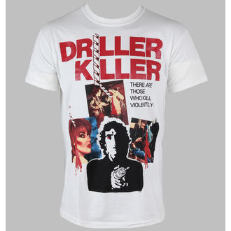 tee-shirt métal pour hommes Driller Killer - Driller Killer - PLASTIC HEAD, PLASTIC HEAD, Driller Killer