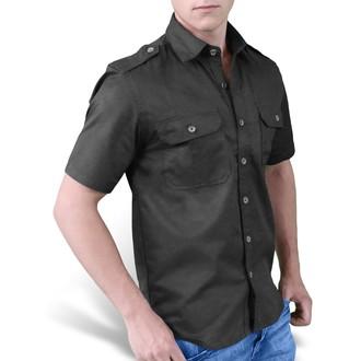 chemise SURPLUS - Plain Summer - Noire, SURPLUS