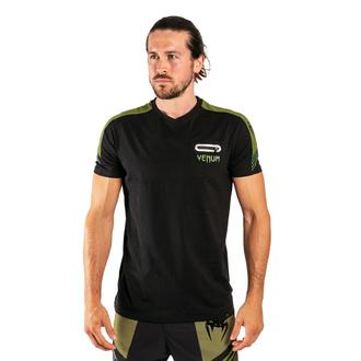 T-shirt Venum pour hommes - Cargo - Noir / vert, VENUM