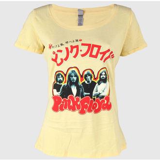 tee-shirt métal pour femmes Pink Floyd - Japan Tour 1972 - IMPACT, IMPACT, Pink Floyd