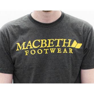tee-shirt street pour hommes - Vintage Logo - MACBETH, MACBETH