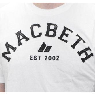 tee-shirt street pour hommes - Varsity - MACBETH, MACBETH
