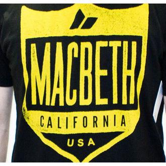 tee-shirt street pour hommes - Crest - MACBETH, MACBETH