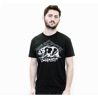 tee-shirt street pour hommes - California - MACBETH, MACBETH