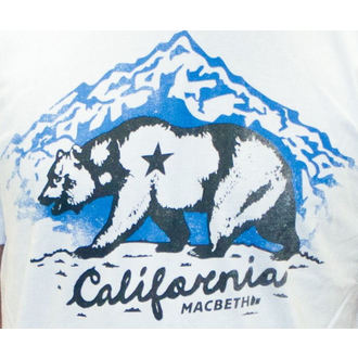tee-shirt pour hommes MACBETH - California, MACBETH