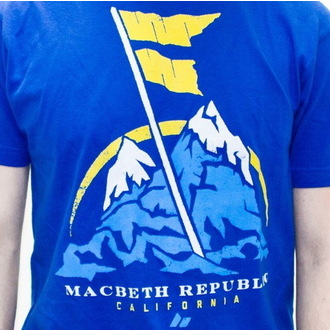 tee-shirt pour hommes MACBETH - Republic, MACBETH