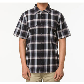chemise pour hommes VANS - Averill - Noir / Blanc, VANS
