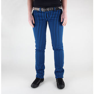 pantalon pour femmes 3RDAND56th - Stripe Skinny - JM444, 3RDAND56th