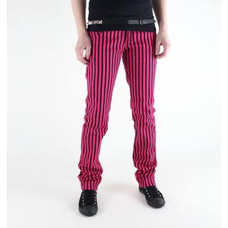 pantalon pour femmes 3RDAND56th - Stripe Skinny - JM444, 3RDAND56th