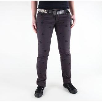 pantalon pour femmes 3RDAND56th - Étoile Skinny Jeans, 3RDAND56th