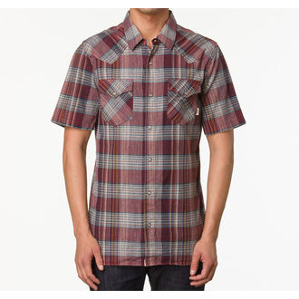 chemise pour hommes VANS - Edgeware - Redrum Plaid, VANS