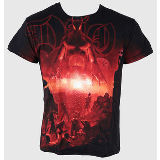 tee-shirt métal pour hommes Dio - Last In Line Allover - Just Say Rock, Just Say Rock, Dio