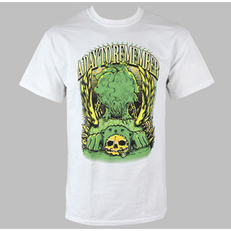 tee-shirt métal pour hommes A Day to remember - Bear Skull - VICTORY RECORDS, VICTORY RECORDS, A Day to remember