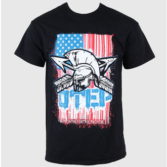 tee-shirt métal pour hommes Otep - Flag - VICTORY RECORDS, VICTORY RECORDS, Otep