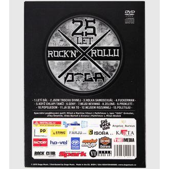 DVD DOGA 25 ans de Rock'n'Roll, NNM, Doga