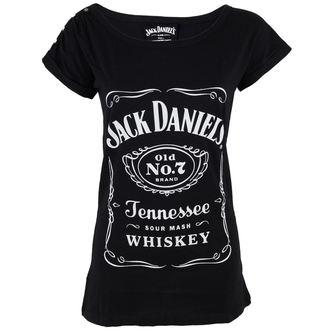 tee-shirt street pour femmes Jack Daniels - Classic Logo - JACK DANIELS, JACK DANIELS
