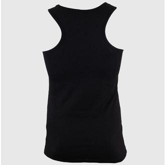 débardeur pour femmes Jack Daniels - Classic Logo - Noire - TS300401JDS