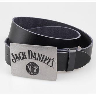 ceinture Jack Daniels - Metal Buckle - Noire - BIOWORLD, JACK DANIELS