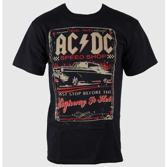 tee-shirt métal pour hommes AC-DC - Speedshop - LIQUID BLUE, LIQUID BLUE, AC-DC