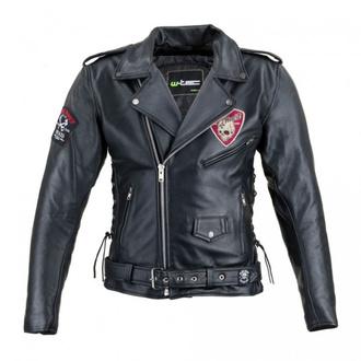 Veste hommes (motard) BLACK HEART - PERFECTIS - BLACK, BLACK HEART