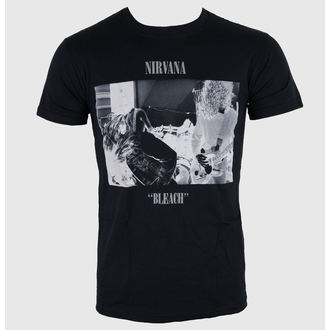 tee-shirt métal pour hommes Nirvana - Bleach - LIVE NATION - PENIR0360