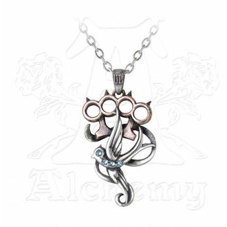 collier Swallow Duster - Alchemy Gothic, ALCHEMY GOTHIC