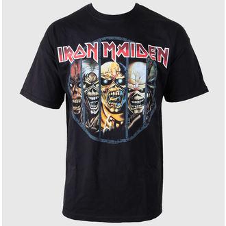 tee-shirt métal pour hommes Iron Maiden - Eddie Candle - ROCK OFF