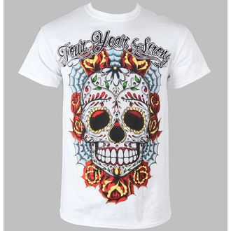 tee-shirt métal pour hommes Four Year Strong - Skull - LIVE NATION, LIVE NATION, Four Year Strong