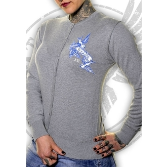 pull pour femmes Toxico - Never Say Never - Grey, TOXICO