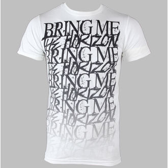 tee-shirt métal pour hommes Bring Me The Horizon - Stacked - BRAVADO, BRAVADO, Bring Me The Horizon