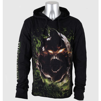 sweat-shirt avec capuche pour hommes Disturbed - Giant Face - BRAVADO, BRAVADO, Disturbed