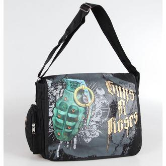 sac Guns n ' Roses - Grenade Logo - BRAVADO USA, BRAVADO, Guns N' Roses