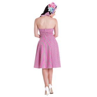 robe pour femmes HELL BUNNY - Charlotte - Pink, HELL BUNNY