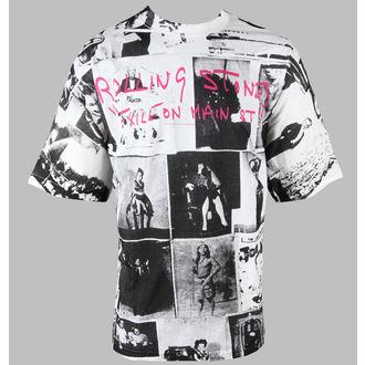 tee-shirt métal pour hommes Rolling Stones - Exile Allover - BRAVADO