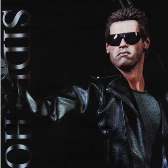 drapeau (bannière) Terminator - T-800 - 76x183