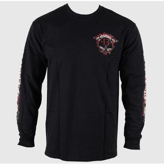 tee-shirt street pour hommes - Motor Skull - LUCKY 13, LUCKY 13