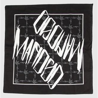 écharpe MAFIOSO - Tag - Noire, MAFIOSO