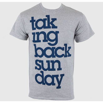 tee-shirt métal pour hommes Taking Back Sunday - Logo Sports - LIVE NATION, LIVE NATION, Taking Back Sunday
