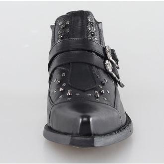 bottes en cuir pour femmes - 7956-S1 - NEW ROCK, NEW ROCK