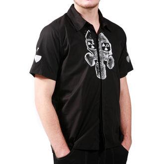 chemise pour hommes DEAD THREADS (GS 9322), DEAD THREADS