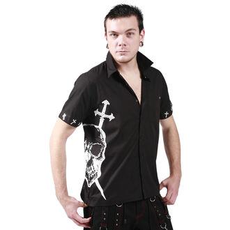 chemise pour hommes DEAD THREADS (GS 9327), DEAD THREADS