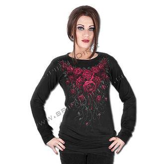t-shirt pour femmes - Blood Rose - SPIRAL, SPIRAL
