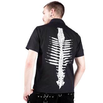 chemise pour hommes DEAD THREADS (GS 9397), DEAD THREADS